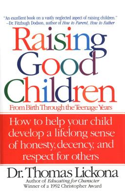 Raising Good Children Cover