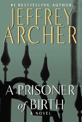 A Prisoner of Birth Cover