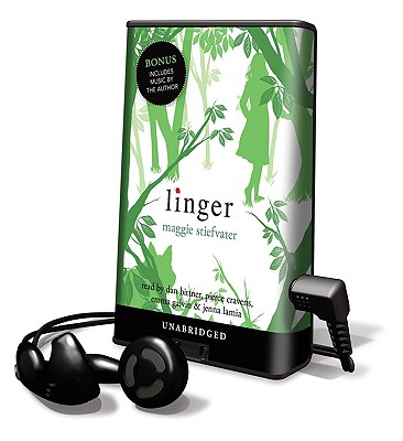 Linger [With Earbuds] (Playaway Children) Cover Image