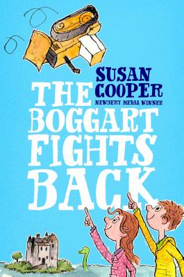 The Boggart Fights Back by Susan Cooper
