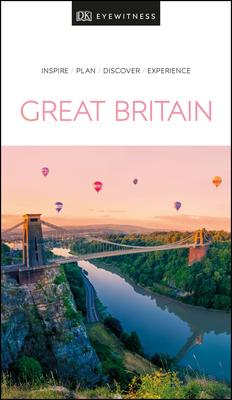DK Eyewitness Great Britain (Travel Guide) Cover Image