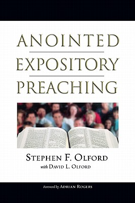 Anointed Expository Preaching Cover Image