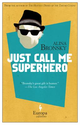 Just Call Me Superhero Cover Image