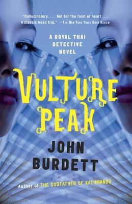Vulture Peak: A Royal Thai Detective Novel (5) (Royal Thai Detective Novels #5) Cover Image