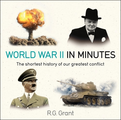 World War II in Minutes Cover Image