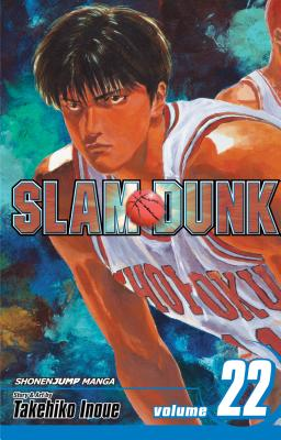 Slam Dunk, Vol. 22 Cover Image