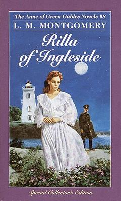 Rilla of Ingleside cover