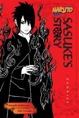 Naruto: Sasuke's Story--Sunrise (Naruto Novels) Cover Image