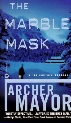 Cover for The Marble Mask