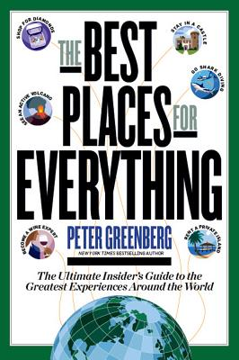 The Best Places for Everything Cover