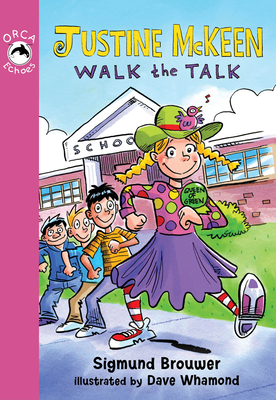 Justine McKeen, Walk the Talk Cover