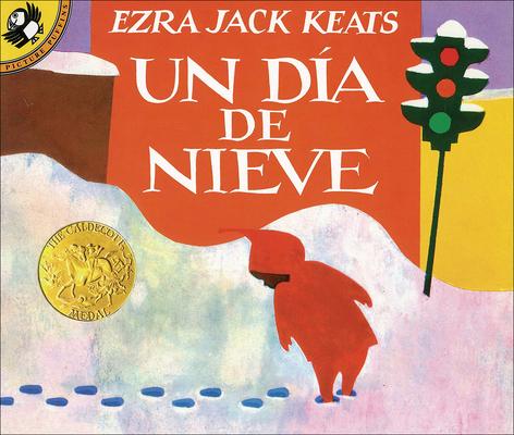 The Snowy Day /Da de Nieve (Picture Puffin Books) Cover Image