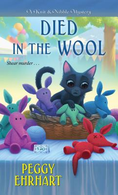 Died in the Wool (A Knit & Nibble Mystery #2) Cover Image