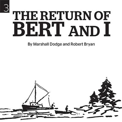 The Return of Bert and I Cover Image