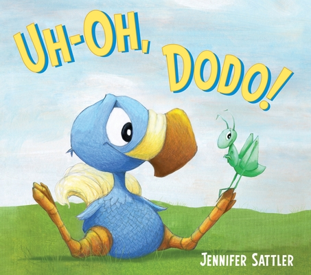 Uh-Oh, Dodo! Cover
