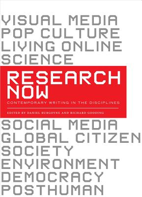 Research Now: Contemporary Writing in the Disciplines Cover Image