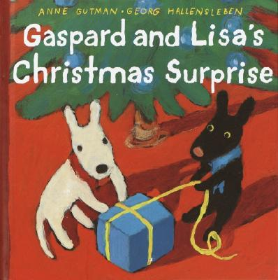 Gaspard and Lisa's Christmas Surprise Cover Image