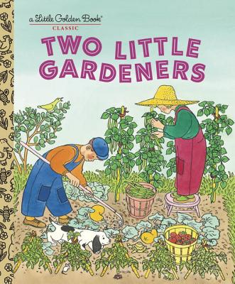 Two Little Gardeners Cover