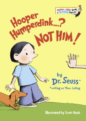 Cover for Hooper Humperdink...? Not Him! (Bright & Early Books(R))