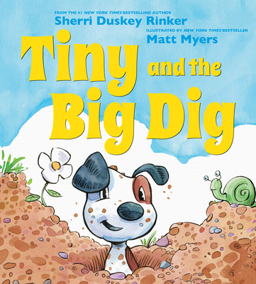 Tiny and the Big Dig Cover Image