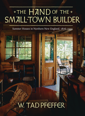 The Hand of the Small Town Builder Cover