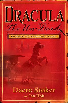 Dracula The Un-Dead Cover