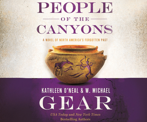 People of the Canyons: A Novel of North America's Forgotten Past Cover Image