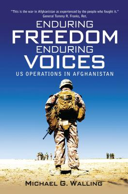 Enduring Freedom, Enduring Voices Cover