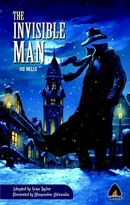 The Invisible Man: A Grotesque Romance (Campfire Graphic Novels) Cover Image