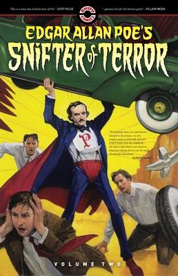 Cover for Edgar Allan Poe's Snifter of Terror