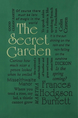 The Secret Garden (Word Cloud Classics) Cover Image