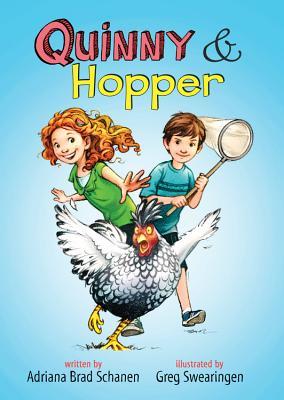 Cover for Quinny & Hopper