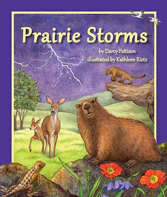 Prairie Storms Cover