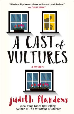 A Cast of Vultures: A Mystery (Sam Clair #3) Cover Image