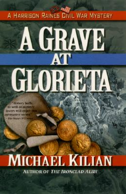 A Grave at Glorieta Cover