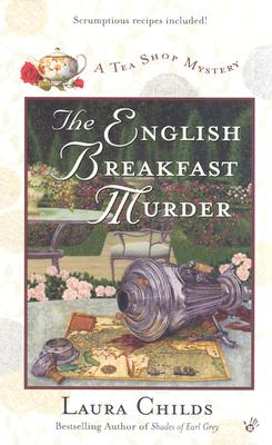The English Breakfast Murder (A Tea Shop Mystery #4) Cover Image