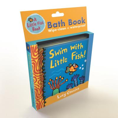 Swim with Little Fish!: Bath Book Cover Image
