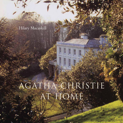 Agatha Christie at Home Cover