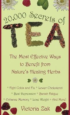 20,000 Secrets of Tea Cover