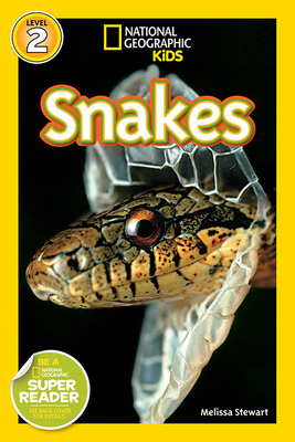 Snakes! Cover