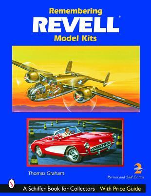Remembering Revell Model Kits Cover Image