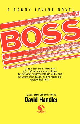 Cover for The Boss