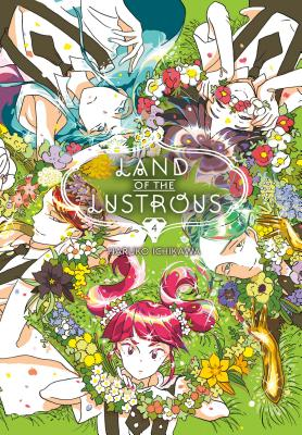 Land of the Lustrous 4 Cover Image