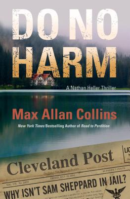 Cover for Do No Harm (Nathan Heller #16)