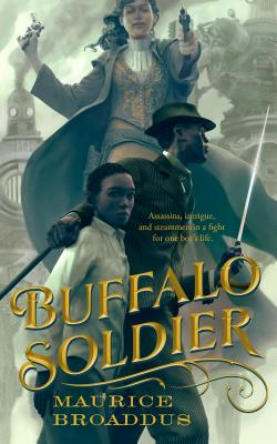 Buffalo Soldier Cover Image