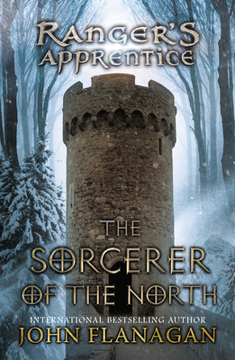 The Sorcerer of the North: Book Five (Ranger's Apprentice #5) Cover Image
