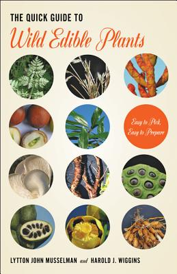 The Quick Guide to Wild Edible Plants Cover Image