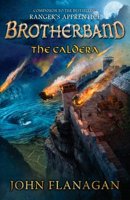 The Caldera (The Brotherband Chronicles #7) Cover Image