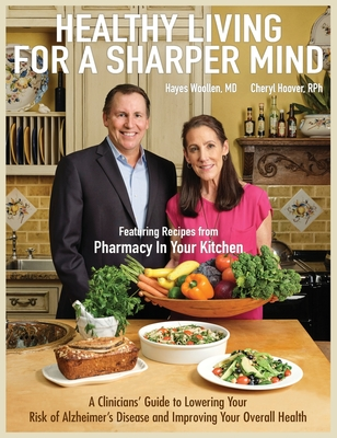 Healthy Living for a Sharper Mind Cover Image