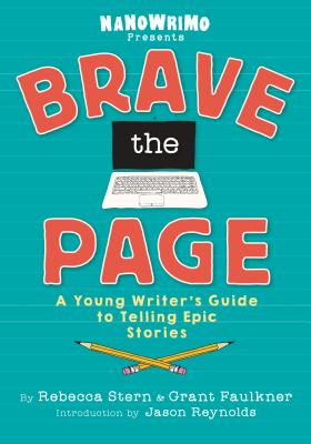 Brave the Page Cover Image